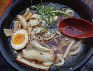 Warm Up With a Steaming Noodle Soup at Shabu & Mein