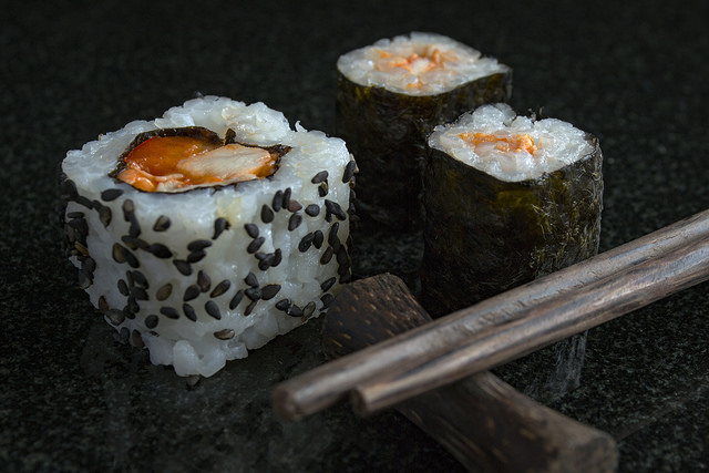 Try Sushi in the Form of a Burrito at New Sushi Details