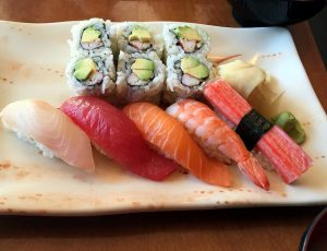 Enjoy Japanese Sushi Bowls for a Low Price at Love Art Sushi Blog List1