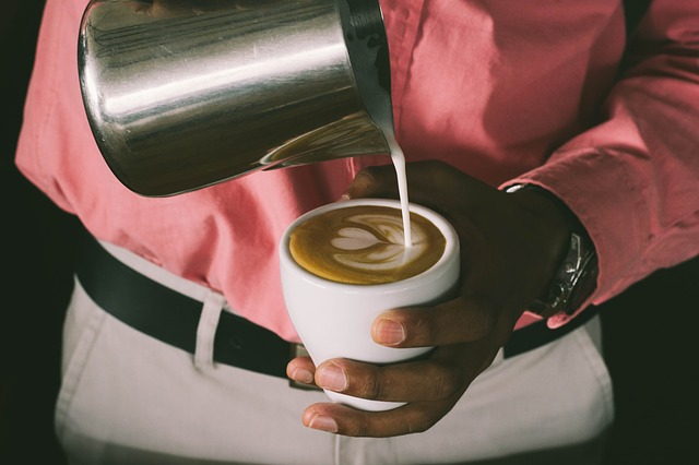 Find a Premium Cup of Coffee or a Hot Turmeric Chai at Haute Coffee Details