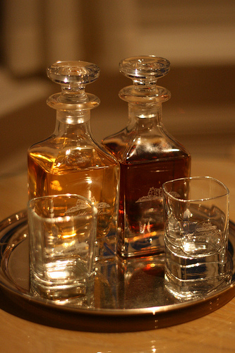 Learn About the Art of Distilling Whiskey at the Whiskey Class Sour Hour on November 7th Details