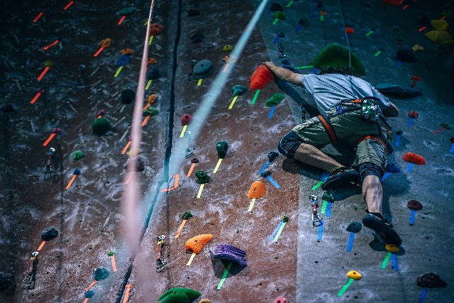 Learn to Climb at Central Rock Gym Details