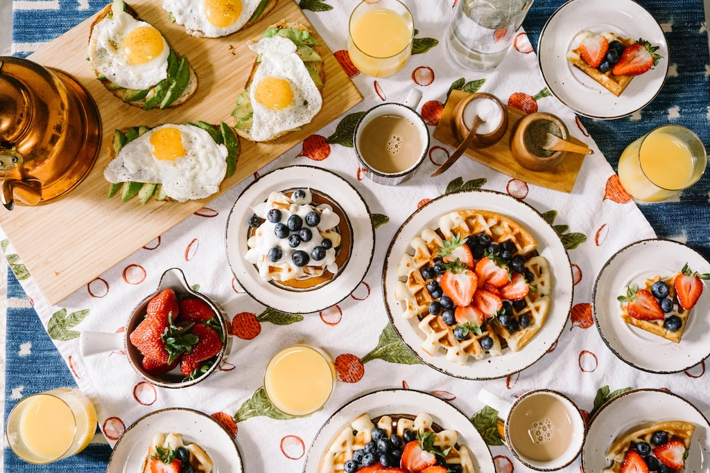 Top Places to Brunch in Cambridge Near Twenty20 This Weekend Details